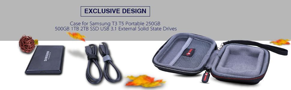Samsung t5 ssd case