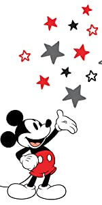 Magical Mickey Mouse Wall Decals