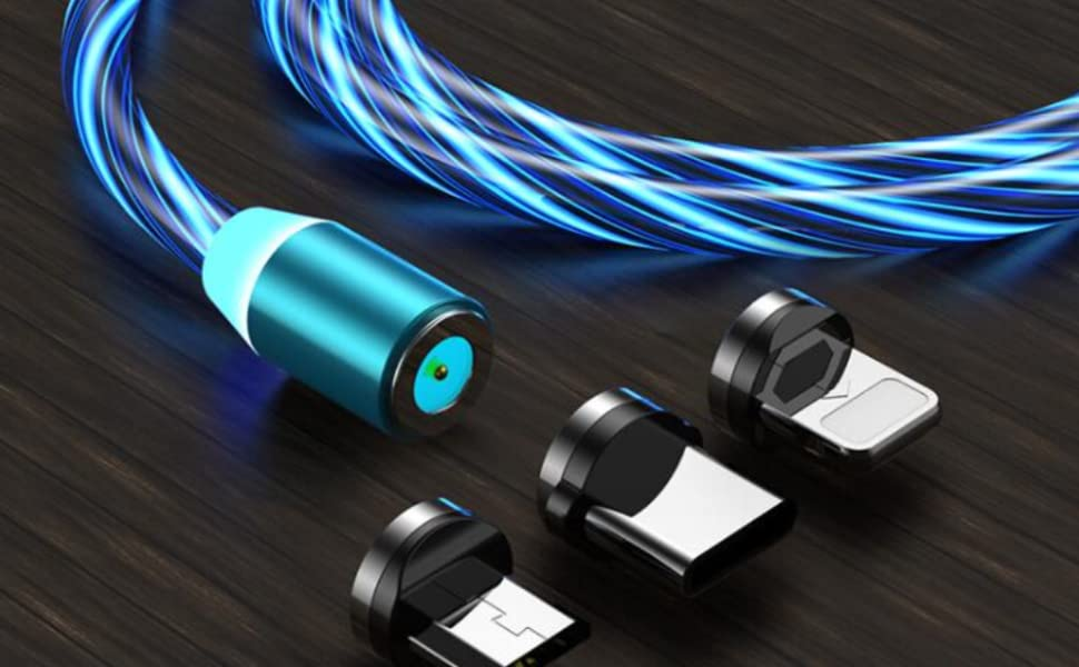 LED Charger Cable is an innovative product, it can bring you more charging fun