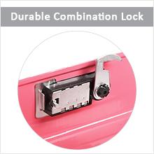 cash box with combination lock