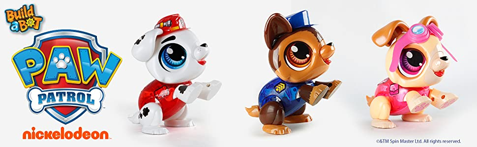 build_a_bot_paw_patrol_chase_paw_patrol_toystem_learning