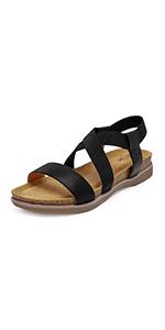 kana flat sandals