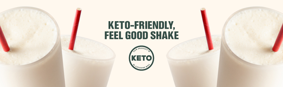 keto meal replacement shake