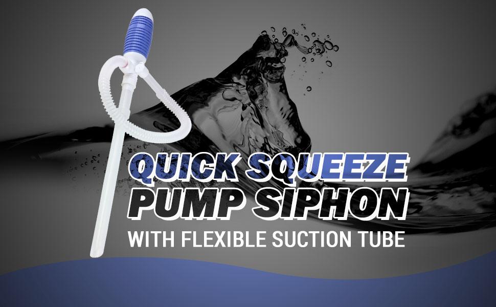 quick siphon pump