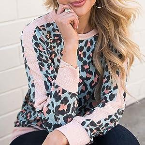 lepard print shirts for women leopard print shirt 90s print shirt cow printed shirts for women