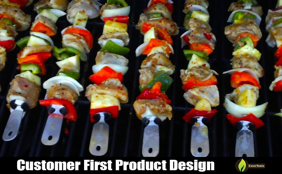 Barbecue Skewers Set