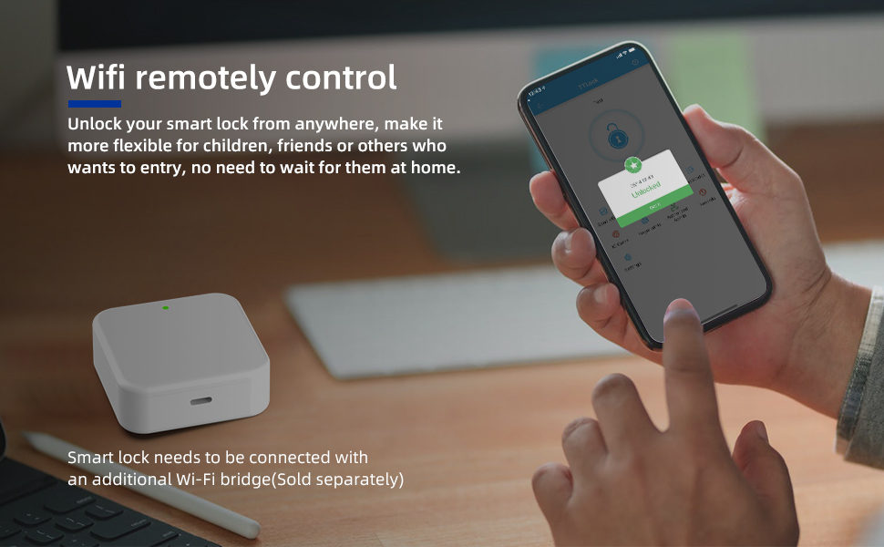 Remotely control