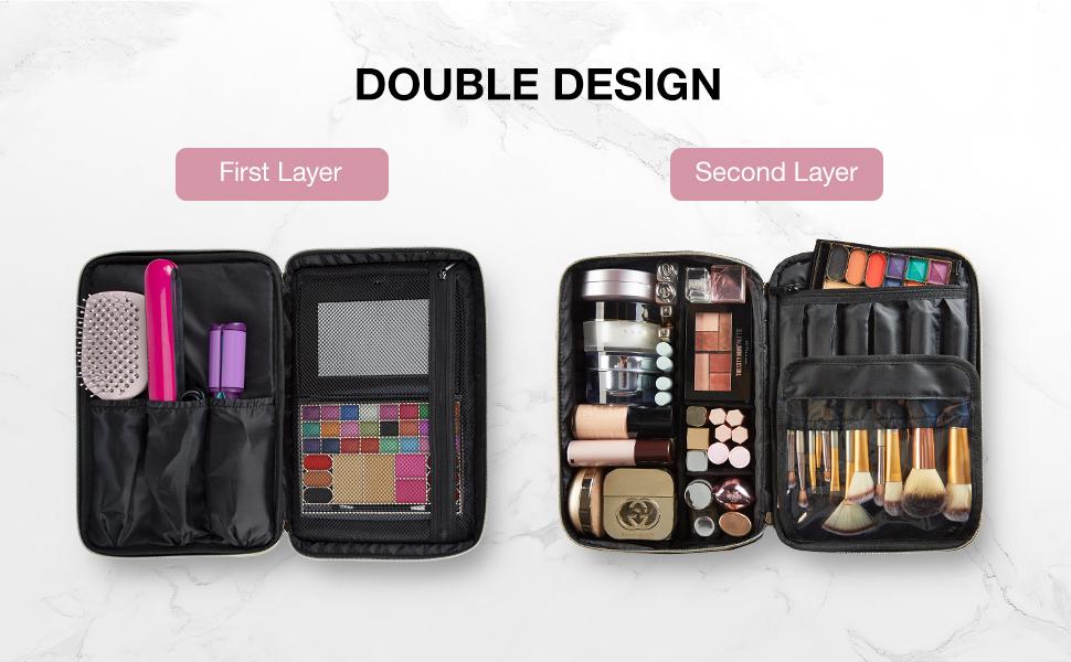 Large Makeup Bag
