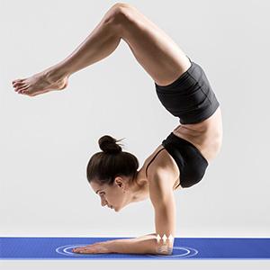 Gymnastiekmat.