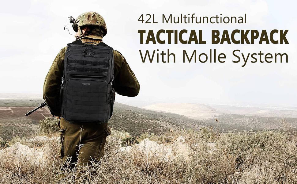 military backpack for men