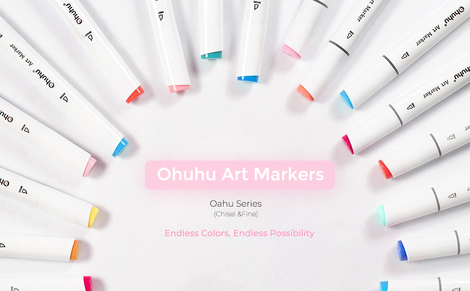alcohol art markers
