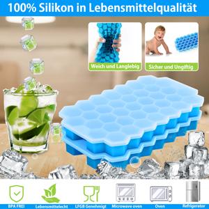 Eiswürfelform Silikon