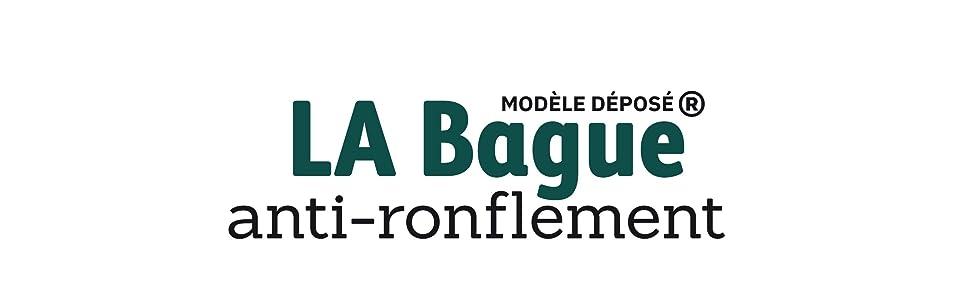 bague anti ronflements