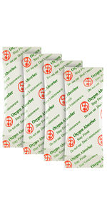 200 cc oxygen absorbers for quart bag
