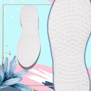 Super-elastic Rubberized EVA sole