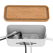 cable management box small