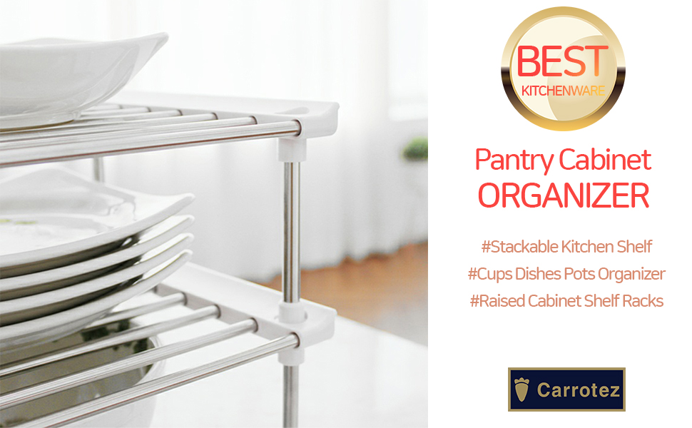 Pantry Cabinet Organizer