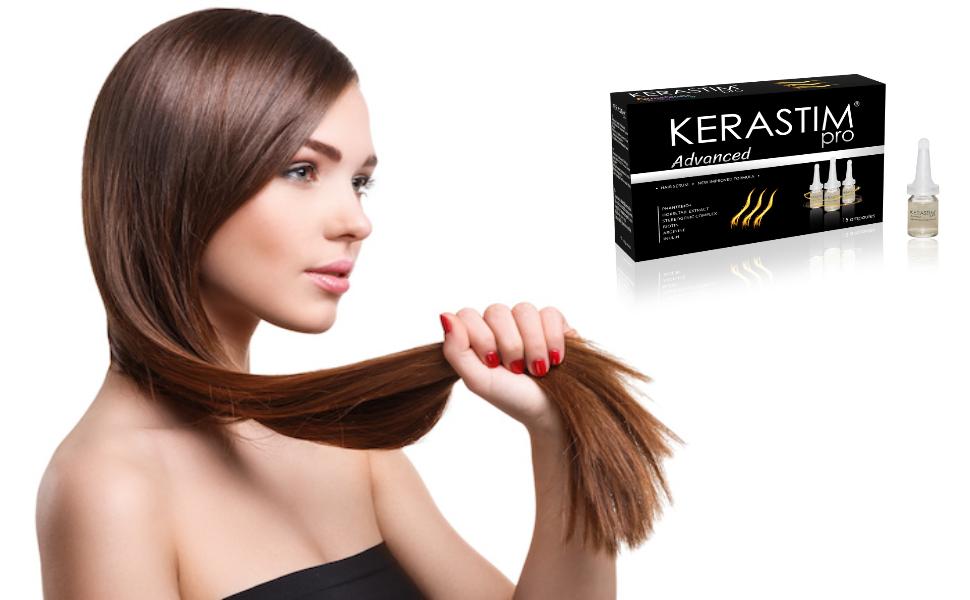 Intensive anti-hair loss treatment.