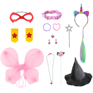 princess dress up accessories