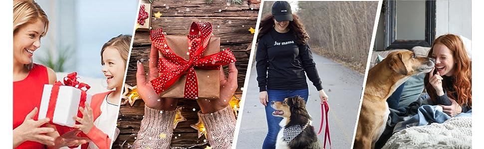 Dog Mom mama lovers Gifts hats caps baseball ball cap
