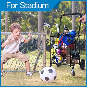 for stadium