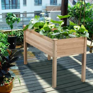 Yaheetech Garden Bed