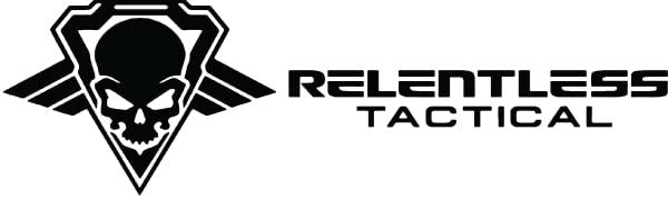 Relentless Tactical Logo