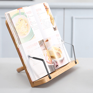 recipe book stand book stands holders for reading