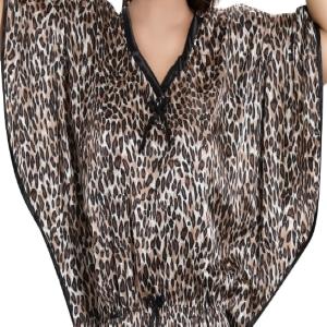 kimono sleeves gown