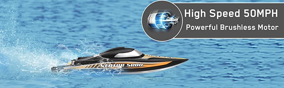 brushless rc boat remote control ship