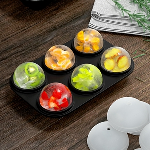 ice molds ice cube tray silicone ice cube trays silicone with lid whiskey reusable ice cubes