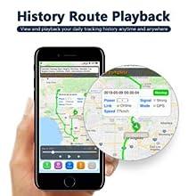 Anti Lost Alarm GPS Tracker
