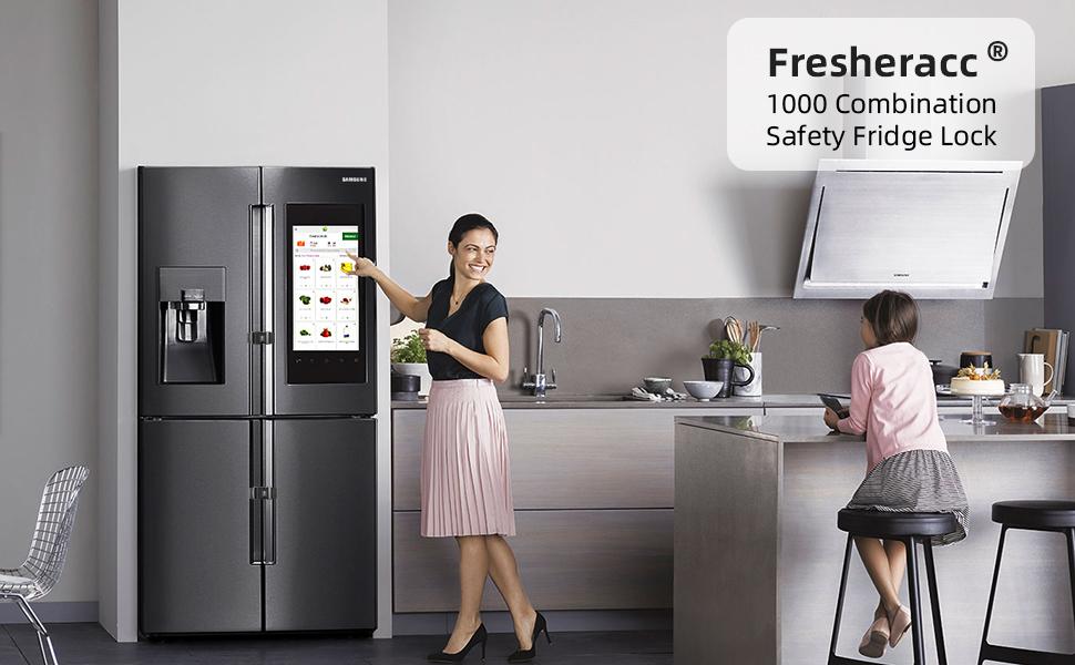 fridge_freezer_refrigerator_door_lock_latch_baby_kids_toddler_child_proof_profing_safe