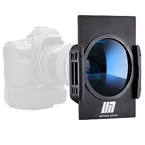Method Seven HPS Camera Grow Room Photo Filter