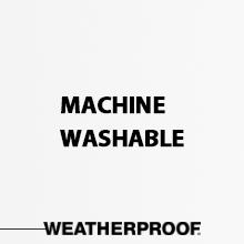 machine washable jacket