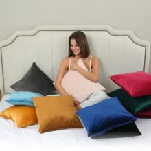 Soft pillow cases  2 piece set for sleeping