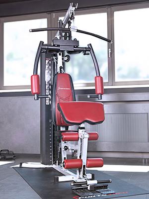 SPORTSTECH 30in1 premium krachtstation HGX100 - homegym - fitnessstation - EVA materiaal