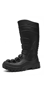 waterproof chemical boot