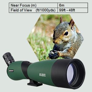 svbony spotting scope