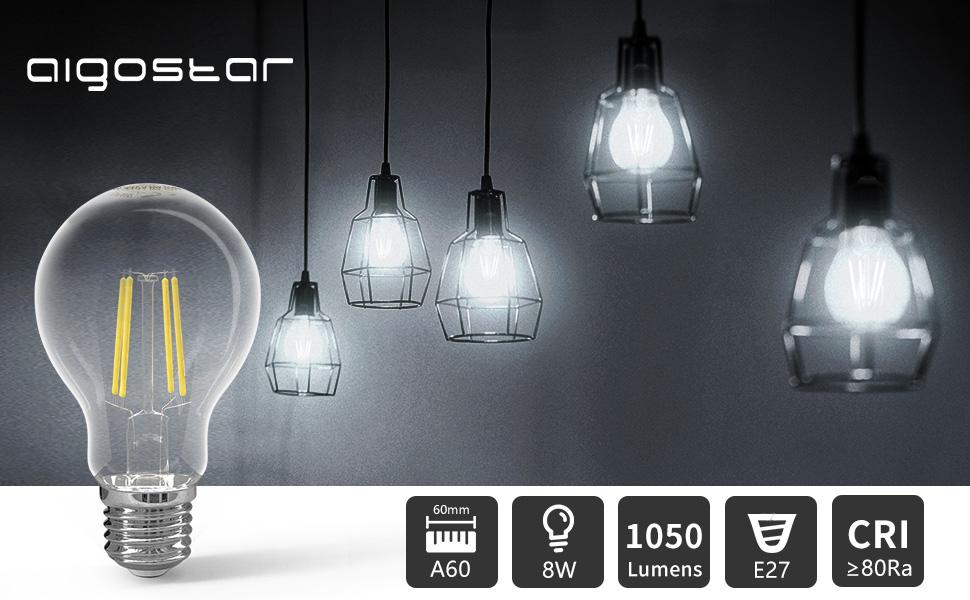 filamentos LED