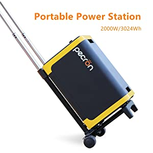 Pecron 3000W Portable Power Station