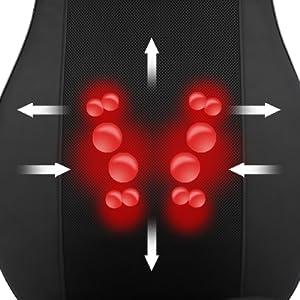 back massage nodes