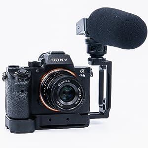 YC Onion A7III L Bracket para Sony A7 III A7 R III A7 M III, L ...