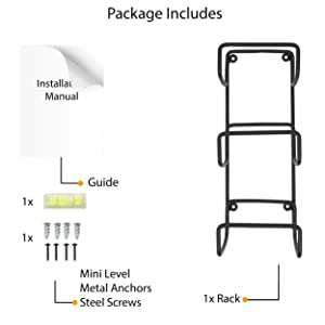 package includes installation manual black towel bar black towel hook black towel rack