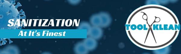 Sanitization Banner