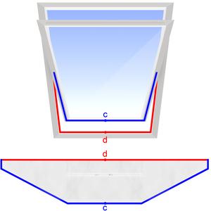 installation window sealing kit air conditioner
