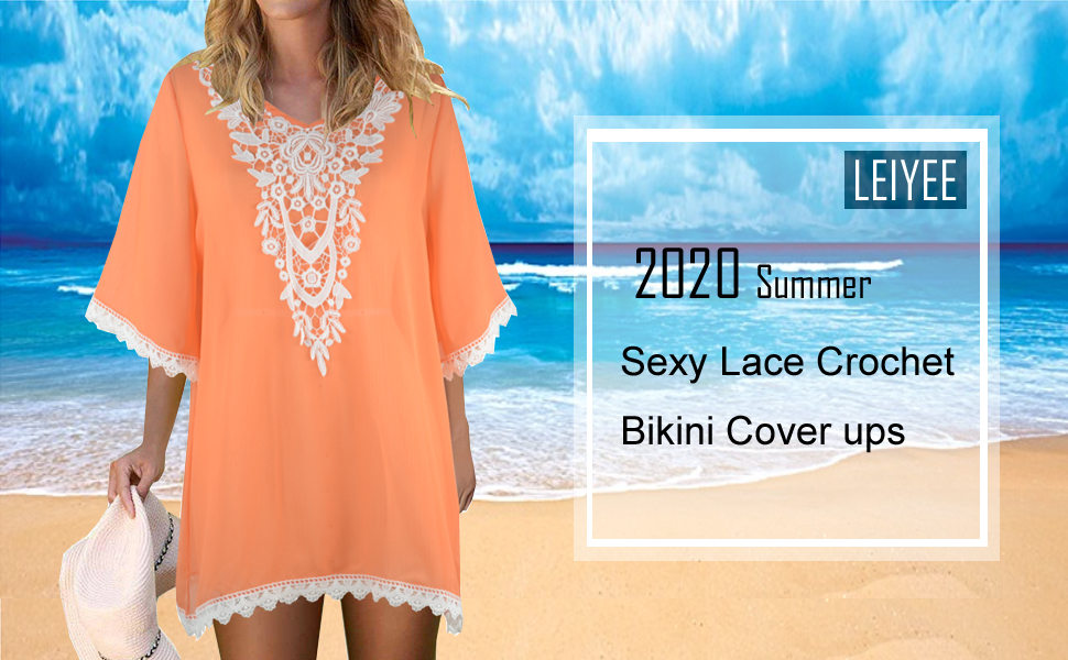 summer beach bathing suits cover ups for women