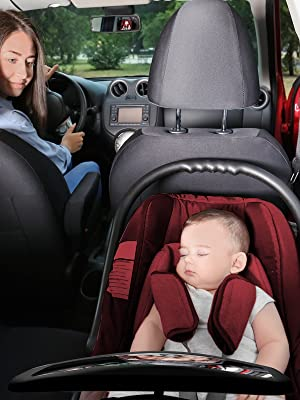 rear view accessories baby car seat carseat mirrors facing infant back seat mirror for infants