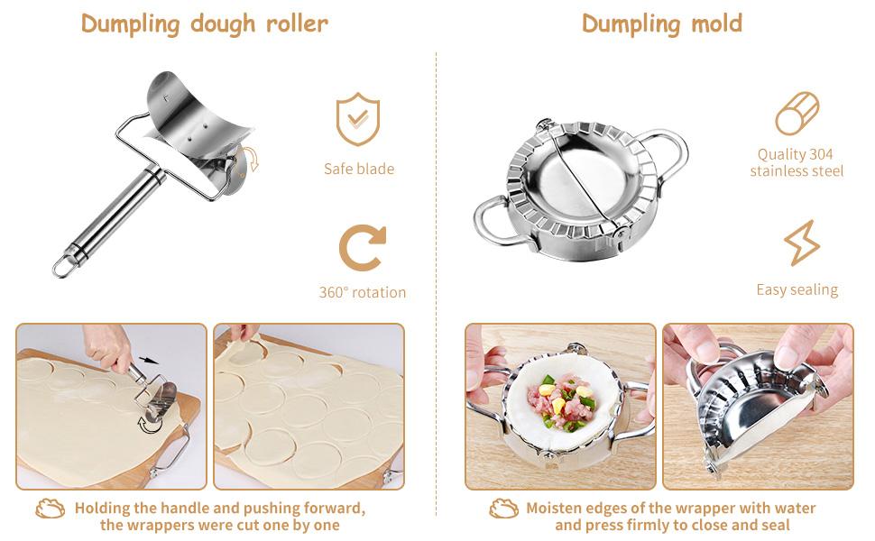 Multi-Function Dumpling Maker