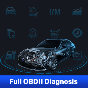 Autel OBD2 Scanner Enhanced CAN Scan Tool Complete OBD2 Functions